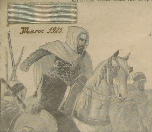 27° BCA au Maroc en 1925 Certif27bca-02