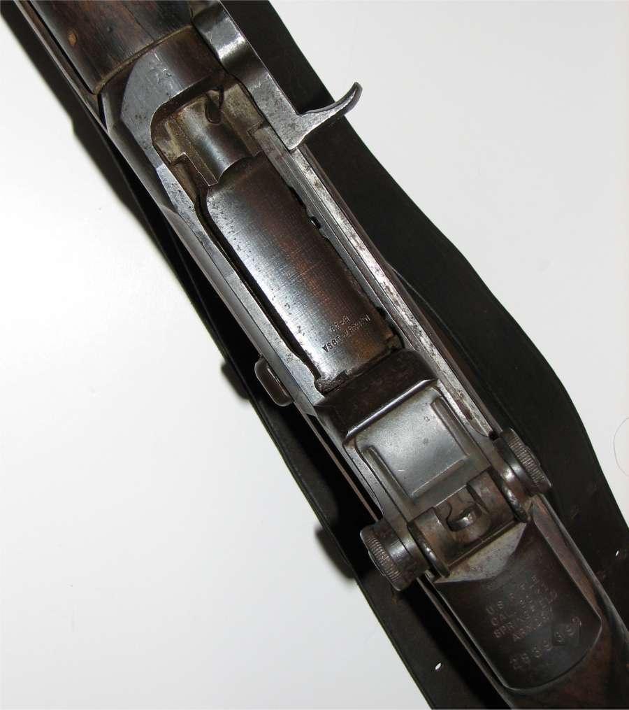Garand M1 springfield de 1944 Garand-002
